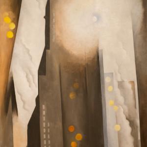 A világ bekebelezése – Szabó T. Anna Georgia O'Keeffe festményéről