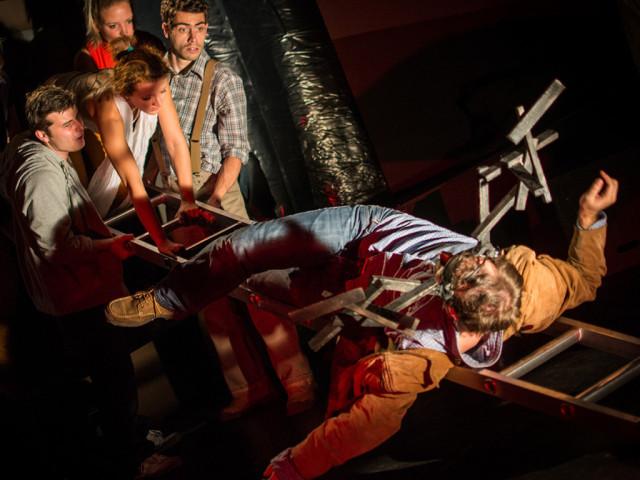 Szarvasok Szövetsége – drámámat mutatták be Veszprémben